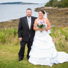 TJ Penny Lubec Wedding